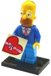 Homer Simpson with Tie and Jacket